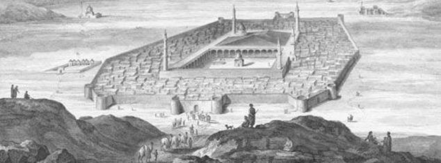 The Madina of Awliya' Chalabi
