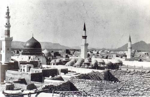 37 - Relations with Arab Tribes