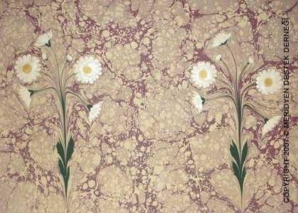 Ebru | daisy