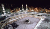 A Few Long Moments in the Prophet's Mosque