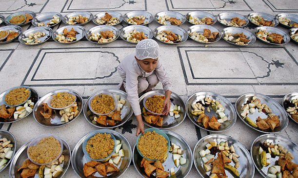 The Evolution of Iftaars
