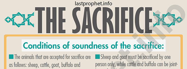 Infographic: The Sacrifice in Islam