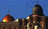 Al-Aqsa Mosque and the Dome of the Rock