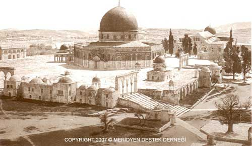 Dome of the Rock, print