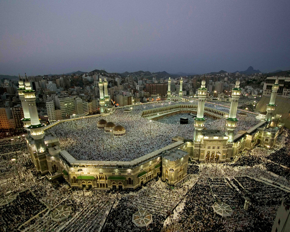 The Ka'ba on the Night of Power